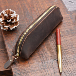 Handnote Zipper Pen Pencil Bag