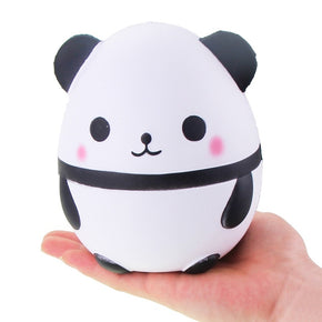 Jumbo Cute Panda Bear Egg Squishy