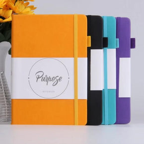 PU Leather Notebook Hardcover