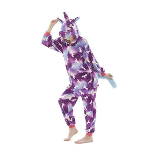 Purple night 02 - Adult Onesie