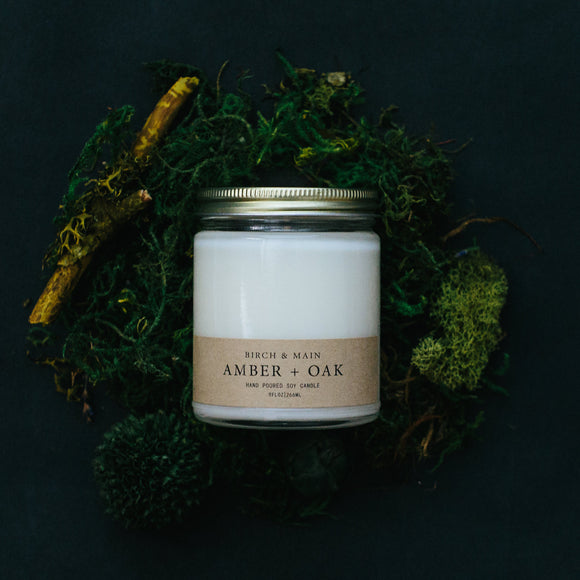 Birch & Main | Soy Candles