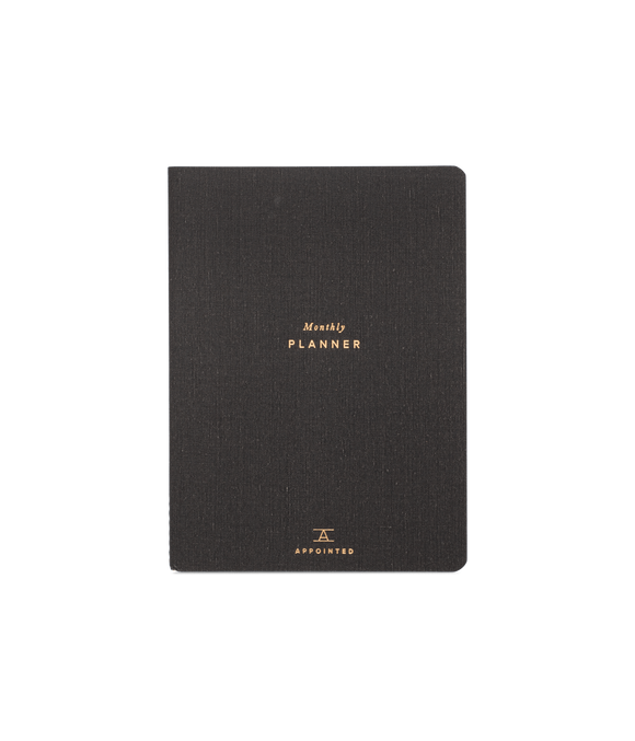 Appointed | Monthly Planner