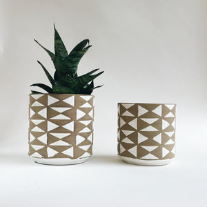 Triangles Pot