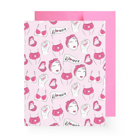 Boss Dotty | Women Power Card Boxed Set