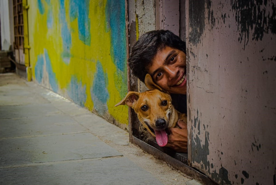 The Heartwarming Story of Ashish and Champ