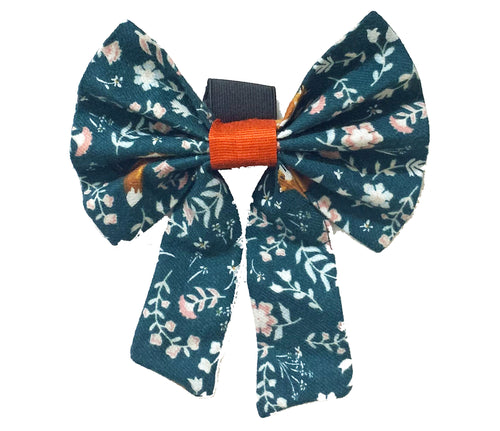 Dog Bow Tie: Christmas Celebrations Bow Tie for Pets