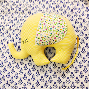 Cushions: Elephant Shaped Cushions