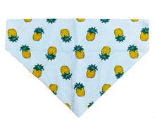 Load image into Gallery viewer, Dog Bandana: Pineapple Beach Wear Bandana for Dogs
