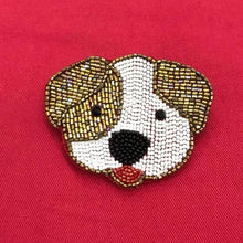 Load image into Gallery viewer, Dog Brooch