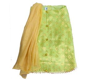 dog-sherwani-wedding-clothes-green