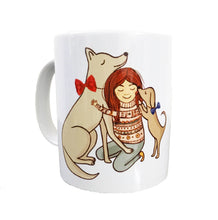 Load image into Gallery viewer, Coffee Mugs - Dog Mom Mug