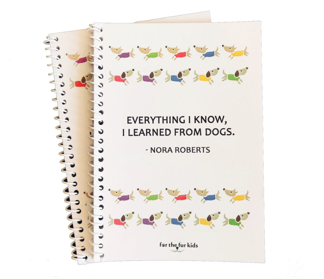 Diaries: Life Lessons from Dogs