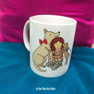 Coffee Mugs - Dog Mom Mug