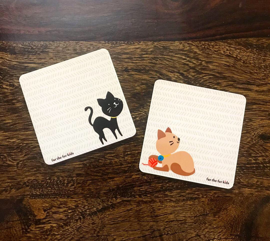 Coasters: Cat-me If You Can