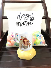 Load image into Gallery viewer, dog-mom-cushion-home-decor