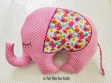 Load image into Gallery viewer, Cushions: Elephant Shaped Cushions