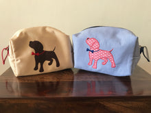 Load image into Gallery viewer, Pouches & Bags: Dog Silhouette