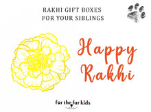 Load image into Gallery viewer, Rakhi Gift Box: For all the Awesome Brothers and Sisters