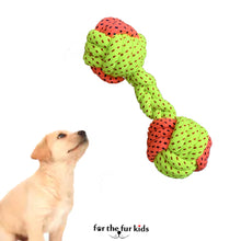 Load image into Gallery viewer, Rope Toy for Puppies and Small Dogs