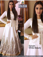 Sonam White Beauty