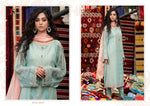 Sky Blue Cotton Salwar Kameez
