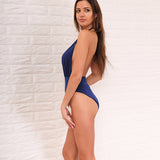 Halter Hollow Out One Piece Monokini