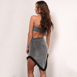 Strapless Two Piece Set