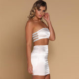 Strapless Bandage  Party Set