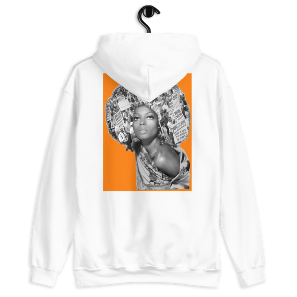 Liberty Is a Woman Hoodie