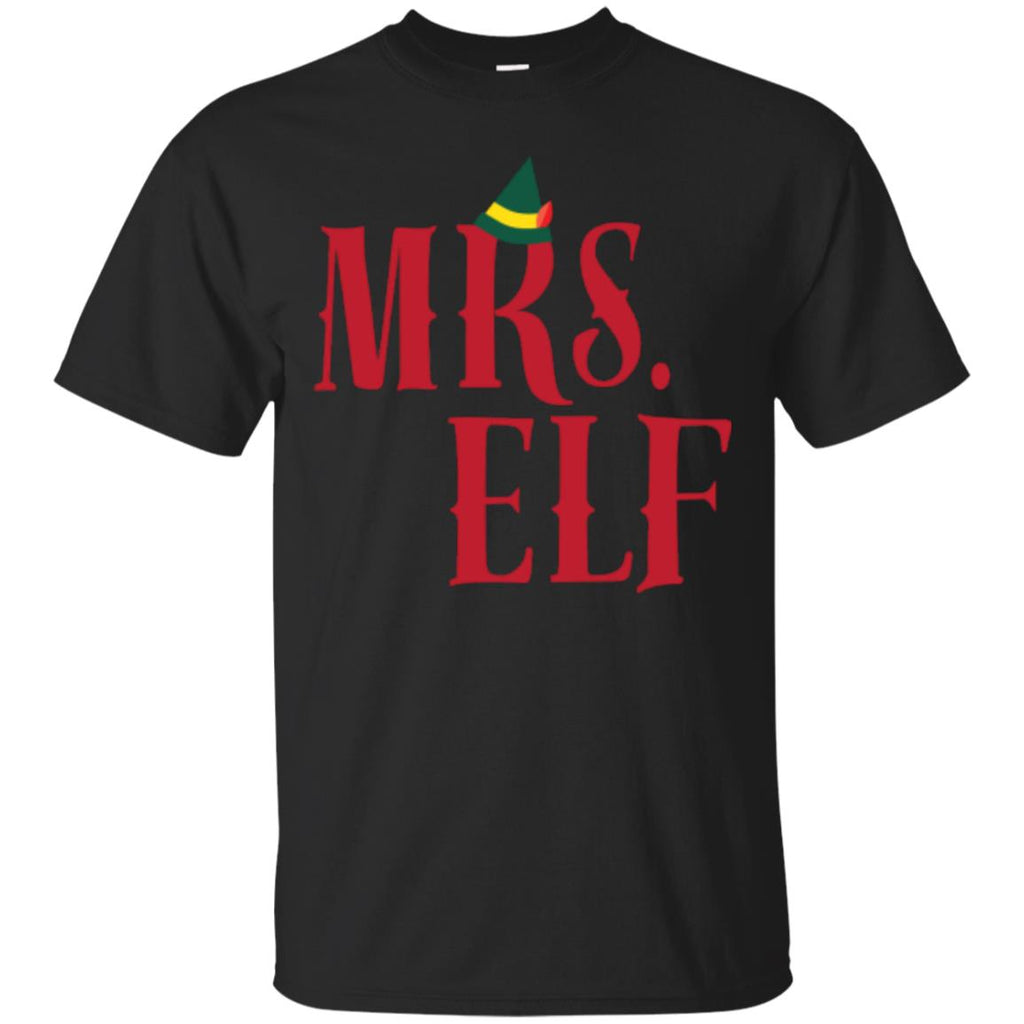 Christmas Elf Mom- Frauen T-Shirts
