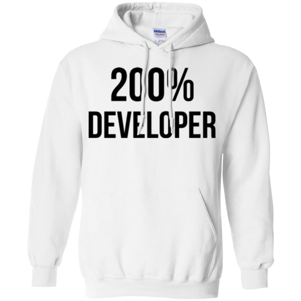 200% Developer T-Shirts