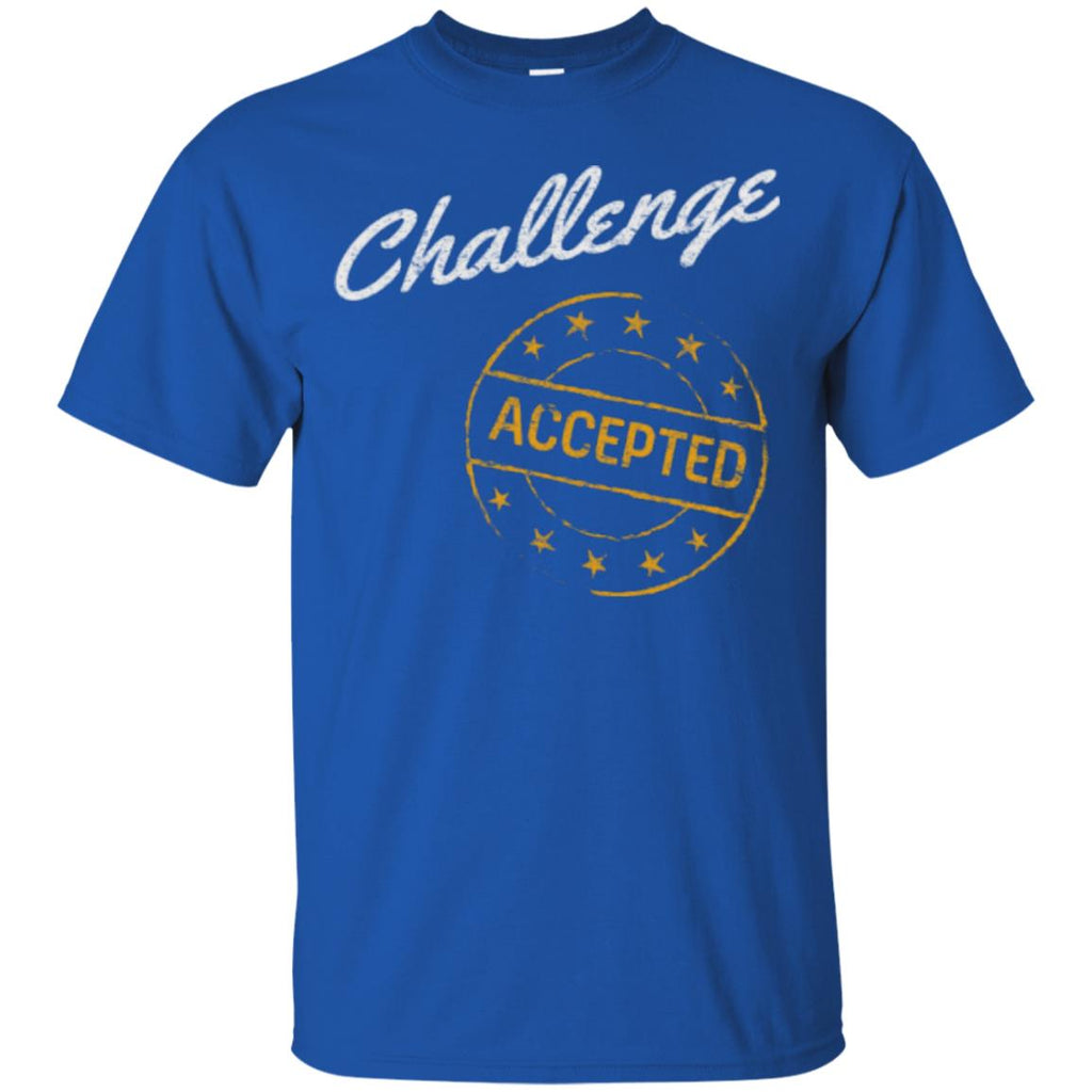 Challenge Accepted Funny T-Shirt