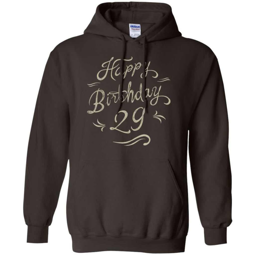 Birthday Vintage Creme Love 29 T-Shirt