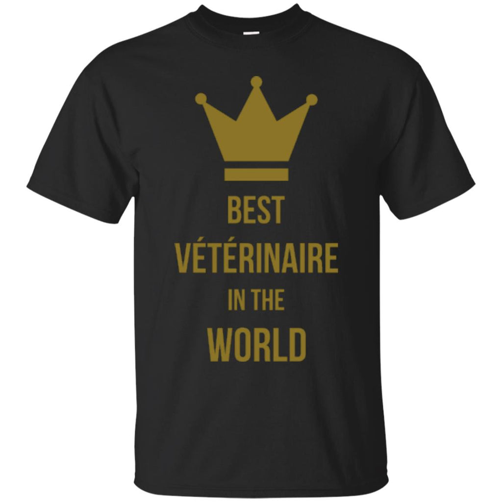 Best Vétérinaire in the World T-Shirts