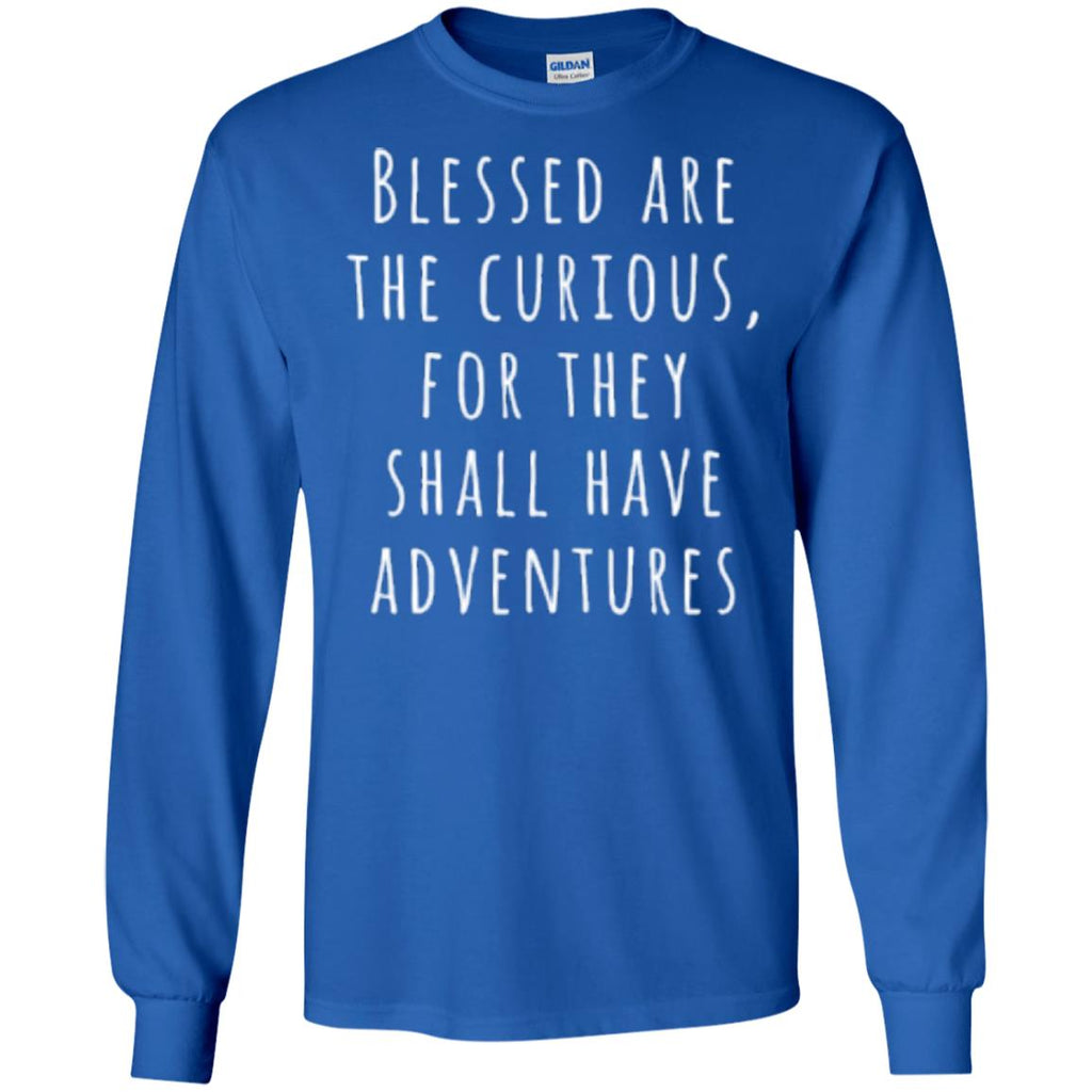 Blessed Are The Curious T-Shirts