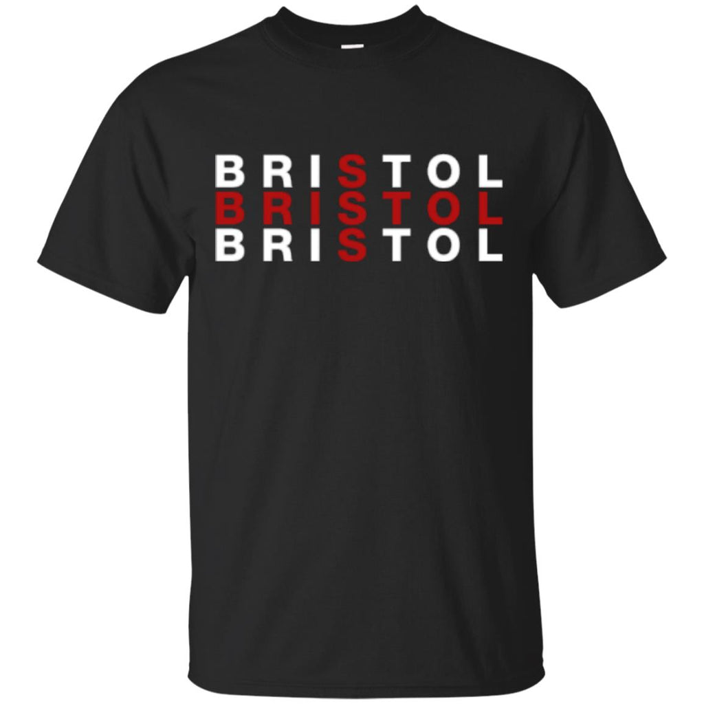 Bristol United Kingdom Flag Shirt - Bristol - Männer T-Shirt