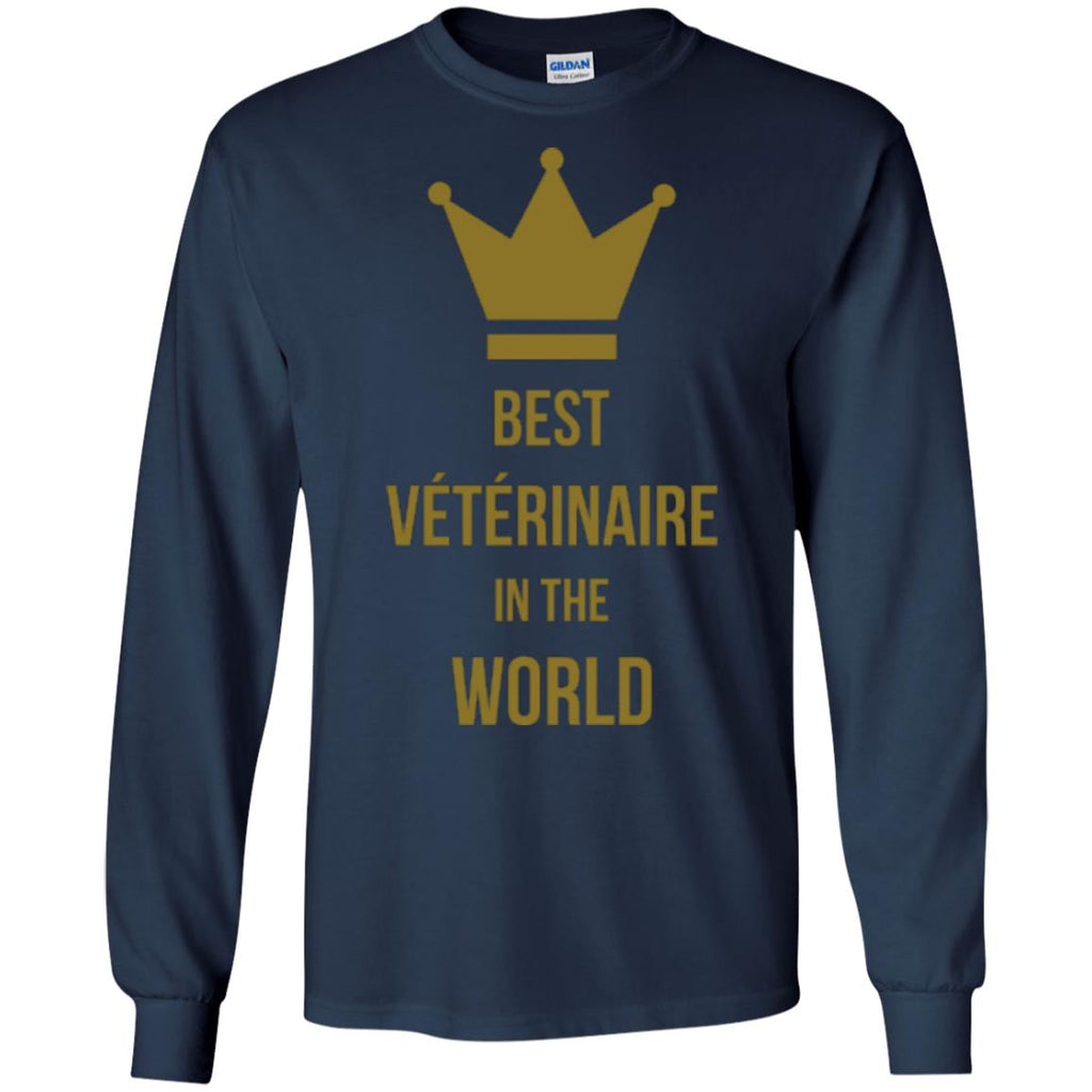 Best Vétérinaire in the World Schürzen T-Shirts