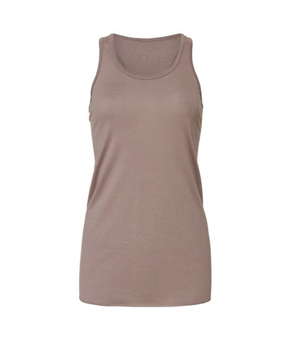 Bella Flowy Racer Back Tank Top - T Shirt Printing UK