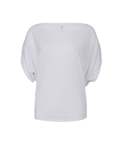 Bella Flowy Circle Top - T Shirt Printing UK
