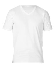 Gildan Premium Cotton® V Neck T-Shirt - T Shirt Printing UK