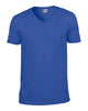 Gildan SoftStyle® V Neck T-Shirt - T Shirt Printing UK