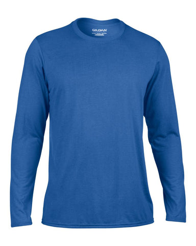 Gildan Performance® Long Sleeve T-Shirt - t-shirt-printing-uk