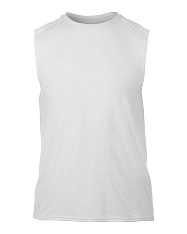 Gildan Performance® Sleeveless T-Shirt - t-shirt-printing-uk