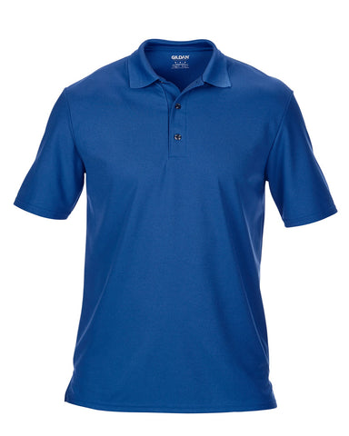 Gildan Performance® Double Piqué Polo Shirt - T Shirt Printing UK