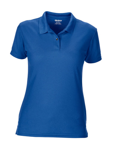 Gildan Ladies Performance® Double Piqué Polo Shirt - T Shirt Printing UK