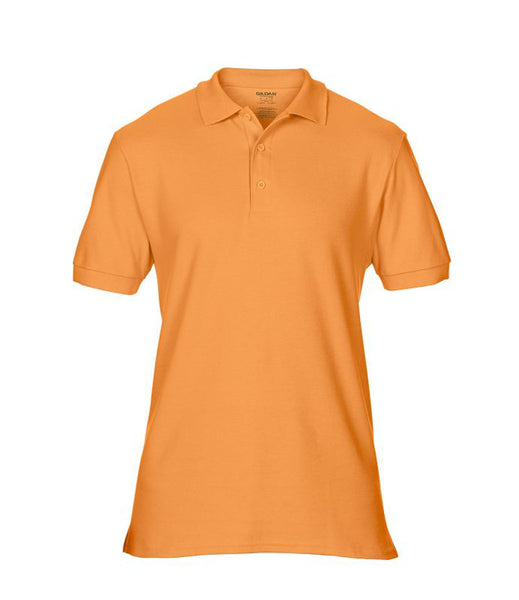 Gildan Premium Cotton® Double Piqué Polo Shirt - T Shirt Printing UK