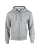 Gildan Heavy Blend™ Zip Hooded Sweatshirt - t-shirt-printing-uk
