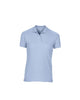 Gildan Ladies DryBlend® Double Piqué Polo Shirt - T Shirt Printing UK