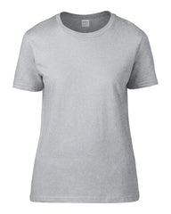 Gildan Ladies Premium Cotton® T-Shirt - t-shirt-printing-uk