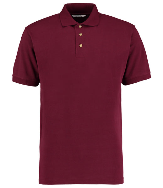 Kustom Kit Workwear Piqué Polo Shirt - T Shirt Printing UK